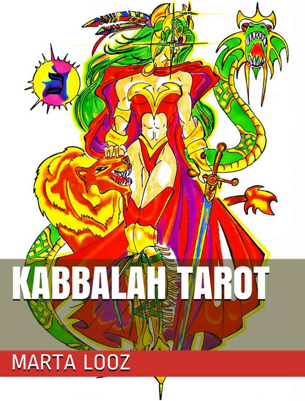 The Tarot of Kabbalah: Cards (English Edition)