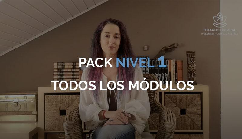 Pack de cursos (Módulos Nivel 1) + Regalo Módulo 0