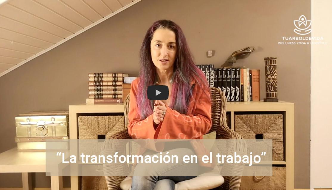 Conversaciones con Marta Looz: La transformación en el trabajo