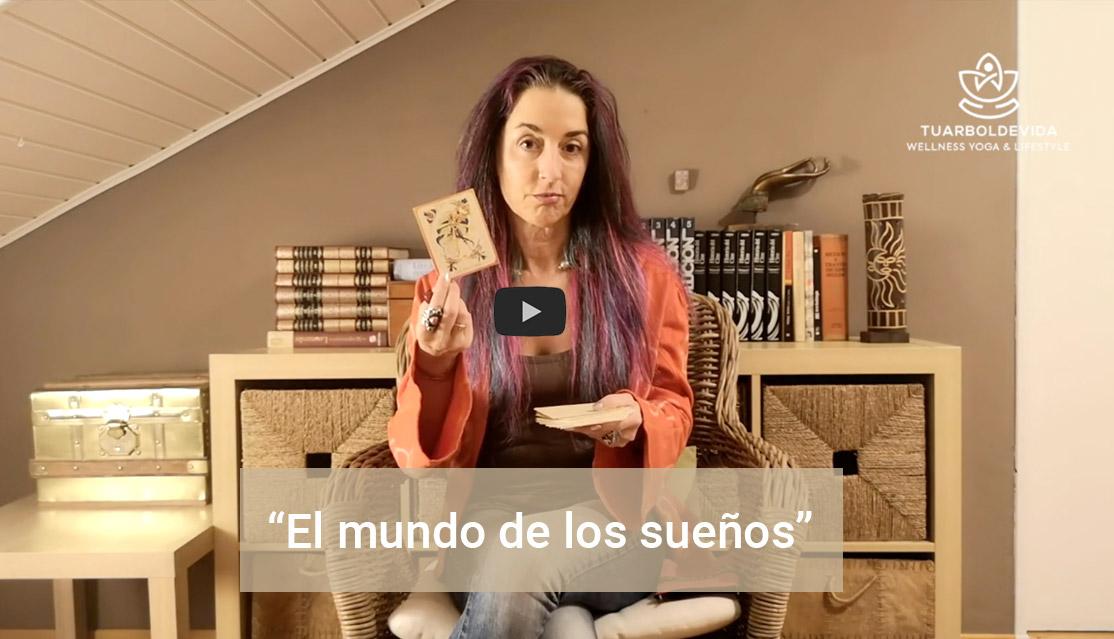 Conversaciones con Marta Looz: El mundo de los sueños
